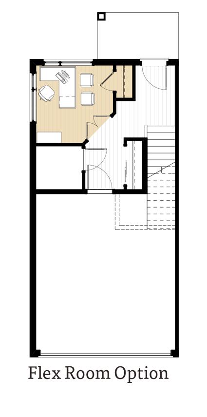 Amara Flex Room Option