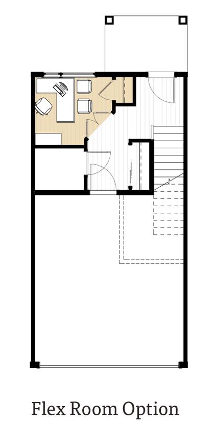 Calla II Flex Room Option