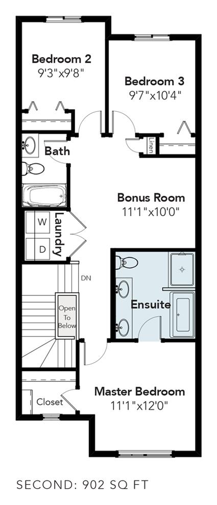 Frankfurt En-suite