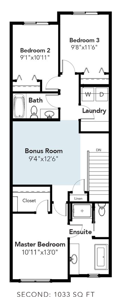 Glasgow Bonus Room
