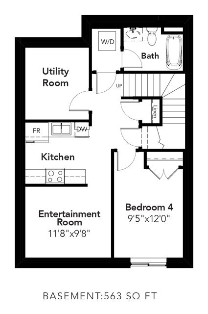 Orlando Basement Developed Legal Suite Option