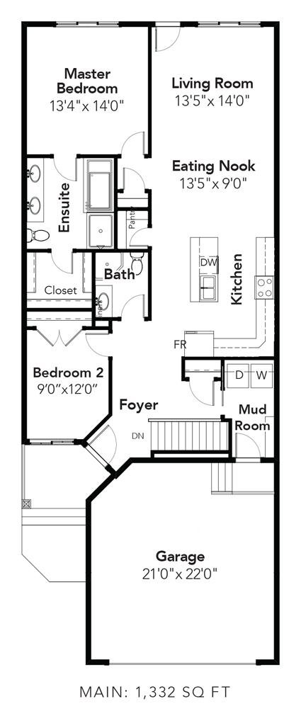 Zurich 4th Bedroom Option