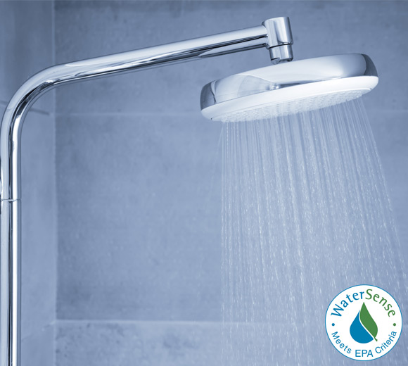 Do You have WaterSense® Fixtures?