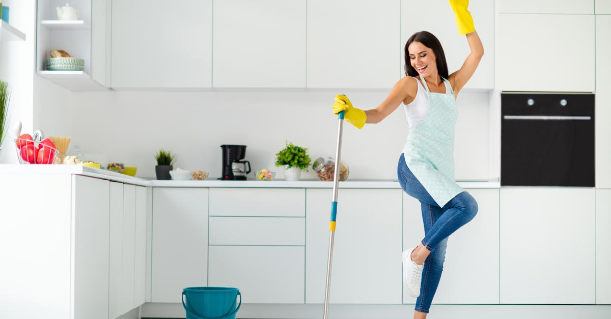 Our Green Spring Cleaning Guide