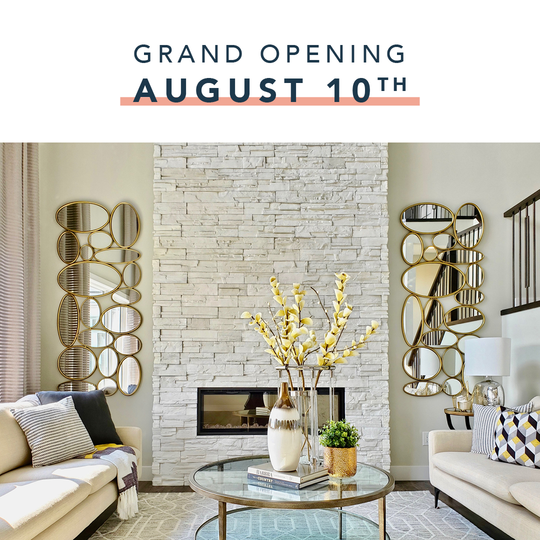 Walker Summit Grand Opening August 10th!