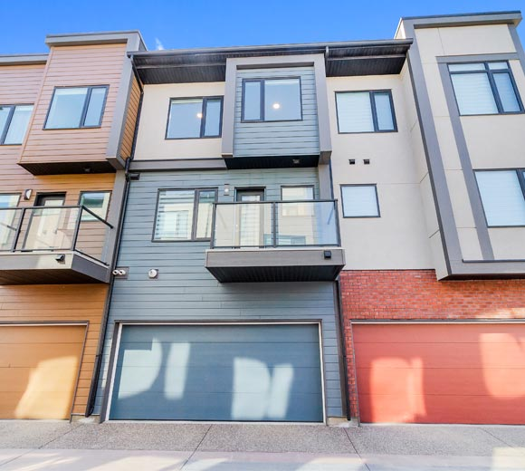 What Makes the Core of Our Townhomes Superior?