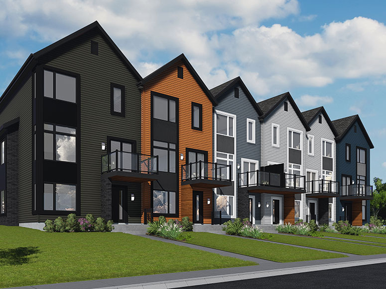 Glenridding Townhomes