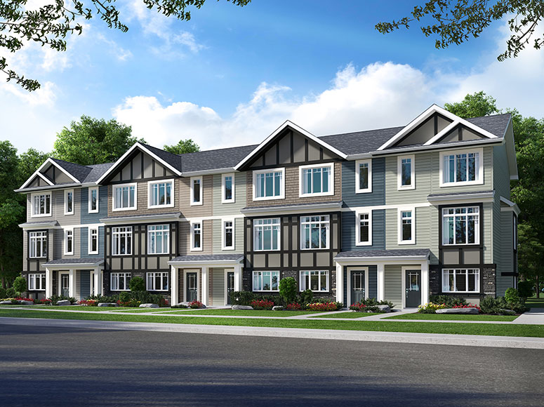 Laurel Landing Townhomes