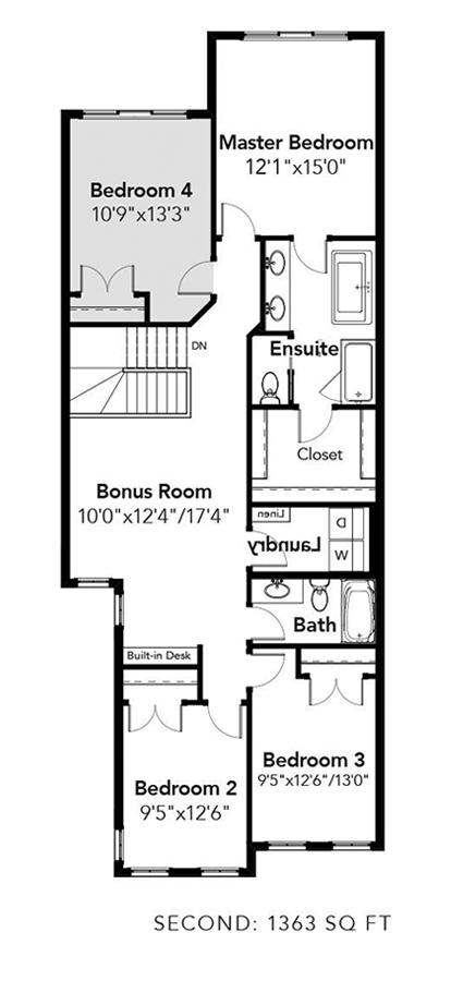 Boston 4 Bedrooms