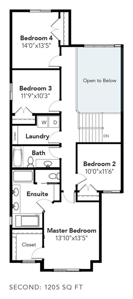 Bristol 4th Bedroom Option