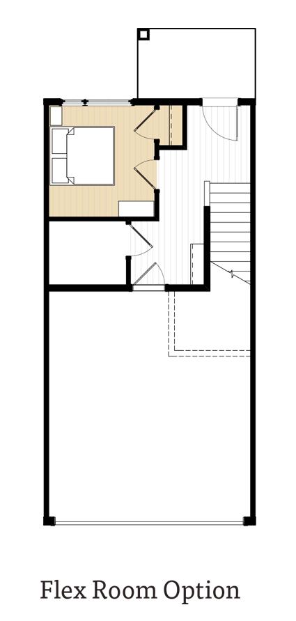 Calla Flex Room Option