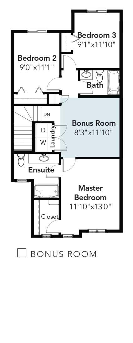 Canmore Bonus Room
