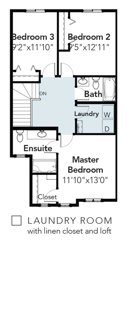 Canmore Loft and Laundry