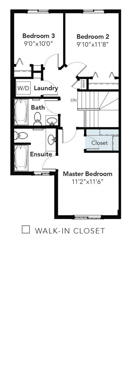 Panorama Walk-in Closet