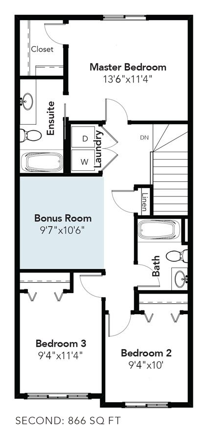 Portland Bonus Room