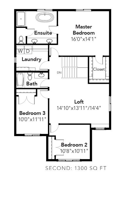 Venice Standard with Loft