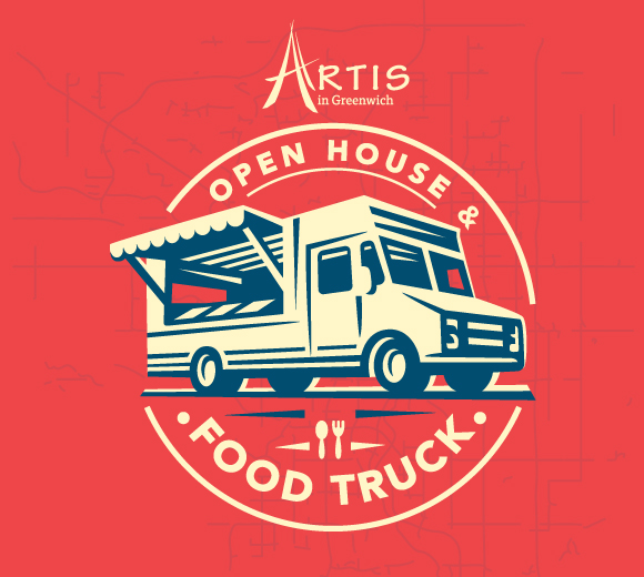 Artis in Greenwich: Open House & Food Truck Event!