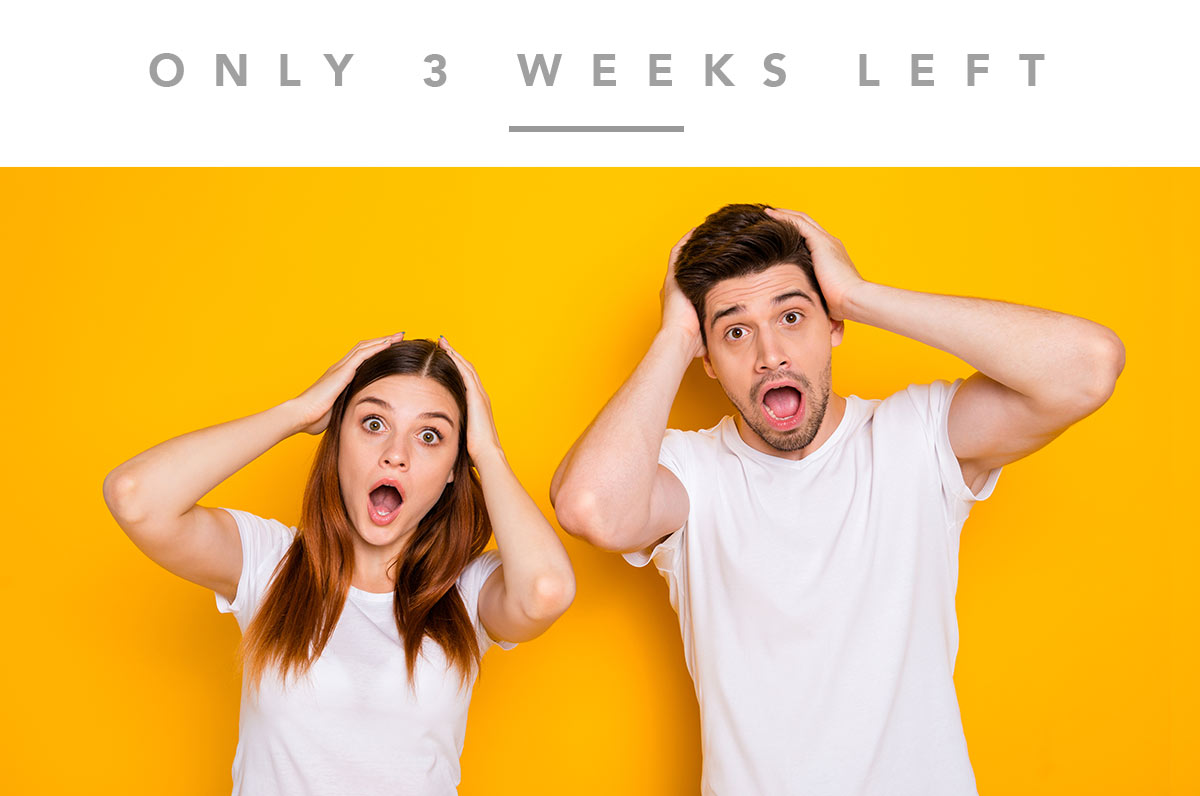 Only 3 Weeks Left! New CMHC Rules You Need to Know.